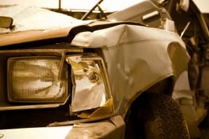 Drunk Driving Car Wreck